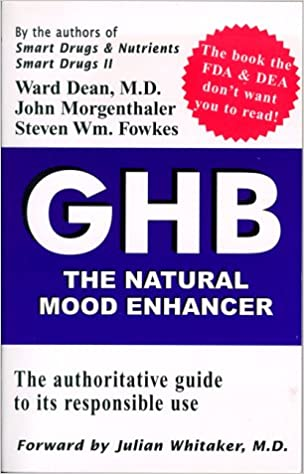 GHB: The Natural Mood Enhancer Book Cover