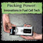 Packing power innovations in fuel cell technology