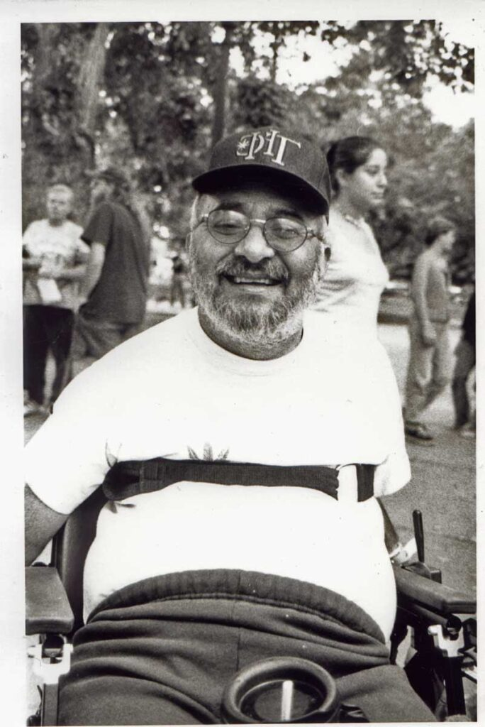 Norman Abeyta in Colorado Springs