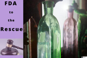 FDA to the Rescue, image of glass bottles